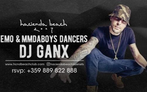 DJ GANX